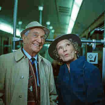 Carl Heinz Schroth und Brigitte Horney