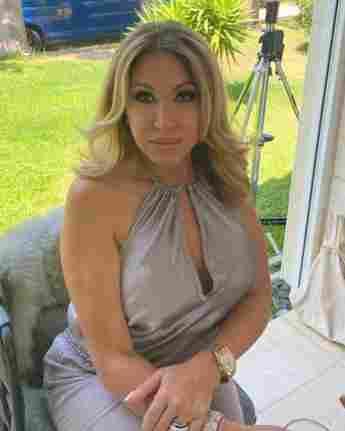 Carmen Geiss im glamourösen Look auf Instagram