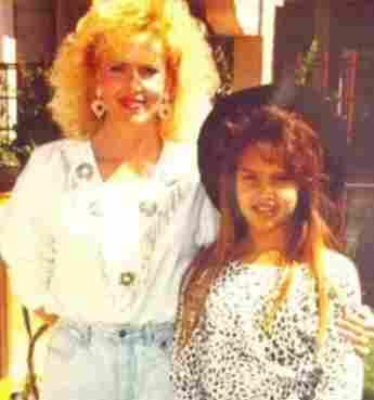 Jessica Alba mit Mama Cathy