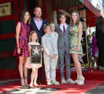 Chris O'Donnell Frau Kinder