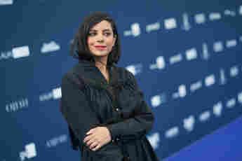 Collien Ulmen-Fernandes beim Deutschen Schauspielpreis 2020