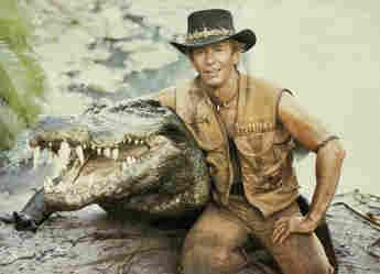 crocodile dundee paul hogan
