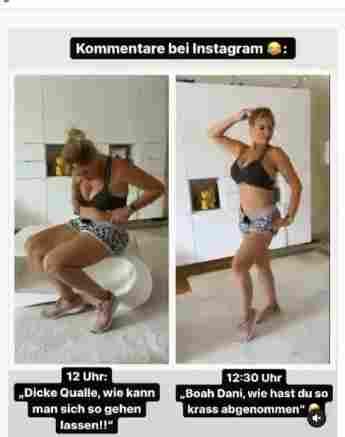 daniela katzenberger instagram post