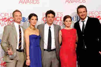 Neil Patrick Harris, Cobie Smulders, Josh Radnor, Alyson Hannigan and Jason Segel