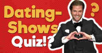 Dating-Shows Quiz paul janke