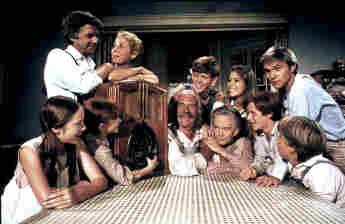 Die Waltons Serie TV Darsteller