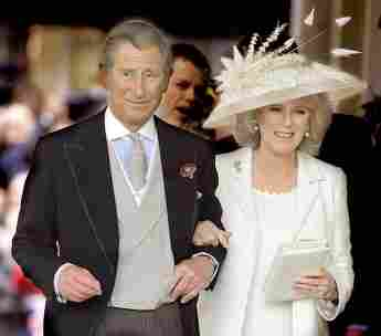 Herzogin Camilla pinz charles