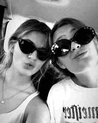 Emma und Lilli Schweiger