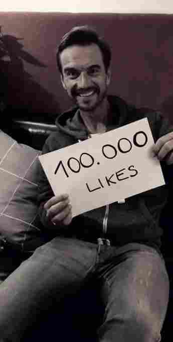 Florian Silbereisen 100.000 Likes