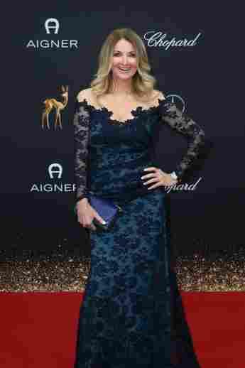 Frauke Ludowig Bambi-Verleihung 2019