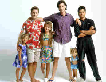 """""""Full House""""-Cast"""