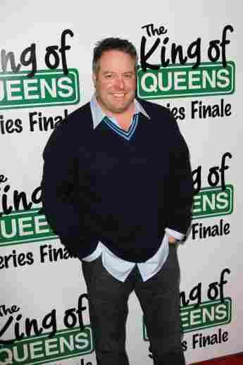 """Schauspieler Gary Valentine anlässlich der Abschlussparty der Fernsehsendung """"King of Queens"""" in Hollywood"""