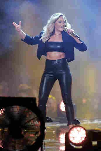 Helene Fischer auf der Bühne