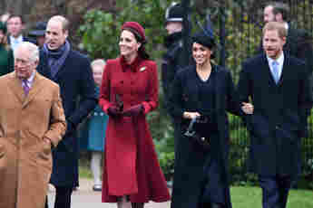 Am 1. Weihnachtsfeiertag wurden Kate und Meghan das letzte Mal gemeinsam gesehen