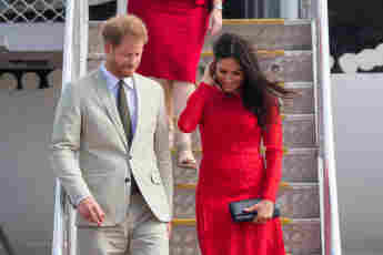 Herzogin Meghan Prinz Harry Tonga