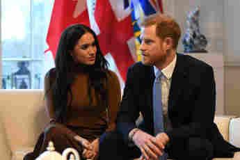 Herzogin Meghan und Prinz Harry 2020