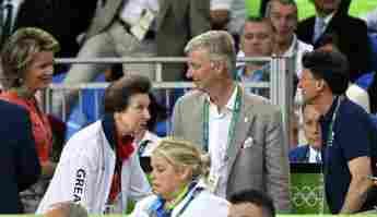 royals bei den olympischen spielen