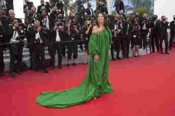 Iris Berben bei den Filmfestspielen in Cannes am 7. Juli 2021