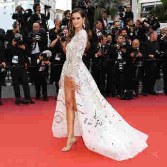 Izabel Goulart bei den Filmfestspielen in Cannes 2018