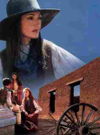"Jane Seymour in ""Dr. Quinn"""