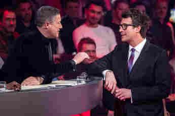 "Joachim Llambi und Daniel Hartwich bei ""Let's Dance"" 2018"