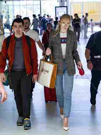 Joe Jonas und Sophia Turner