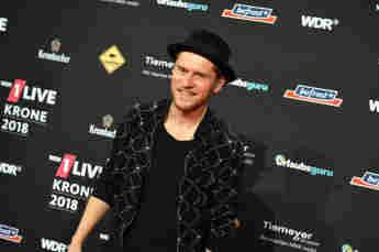 Johannes Oerding im Dezember 2018