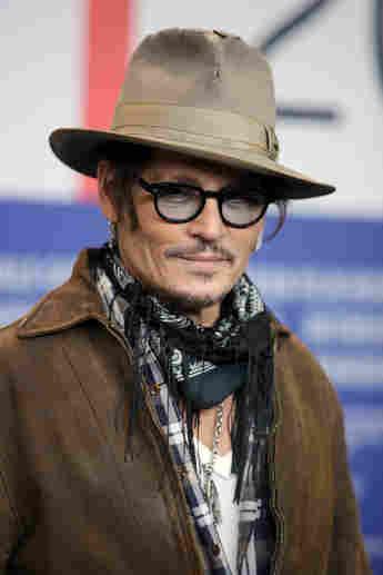 Johnny Depp beim 70sten Berlinale International Film Festival