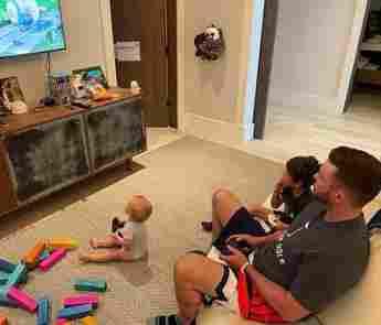 Justin Timberlake teilt einen süßen Schnappschuss mit seinen Söhnen auf Instagram