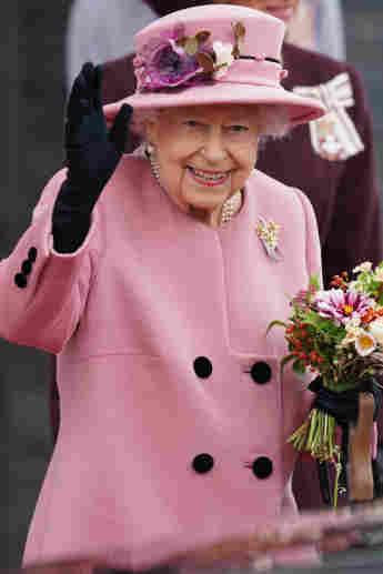 Königin Elisabeth II
