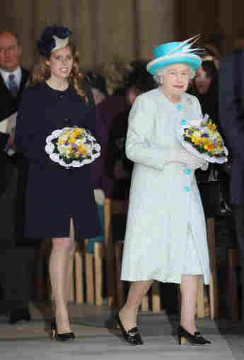 Königin Elisabeth, Prinzessin Beatrice