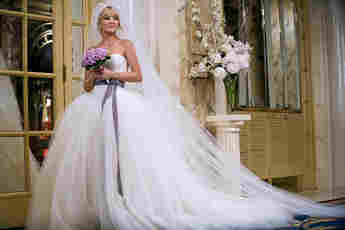 "Kate Hudson in ""Bride Wars"""