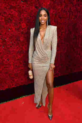 Destiny's Child-Sängerin Kelly Rowland bei der Tyler Perry Studios Grand Opening Gala am 5. Oktober 2019