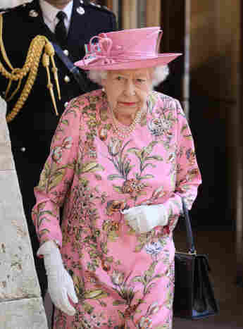 Königin Elisabeth II. palast statements