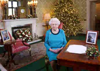 Königin Elisabeth hält jedes Jahre eine Weihnachtsrede
