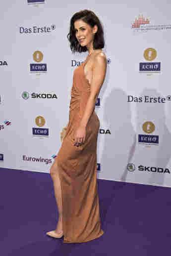 Lena Meyer-Landrut beim Echo am 7. April 2016