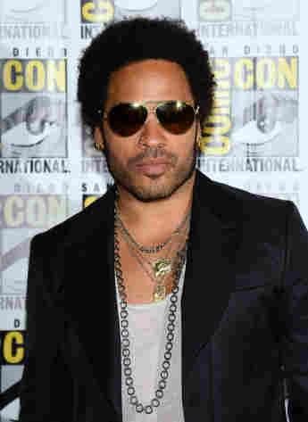 Lenny Kravitz die Tribute von Panem