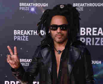 Lenny Kravitz bei der 2020 Breakthrough Prize Ceremony