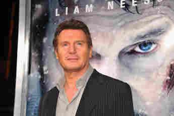 """Liam Neeson bei der Premiere seines Films """"The Grey- Unter Wölfen"""" 2011"""