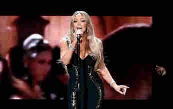 Sängerin Mariah Carey beim AHF World AIDS DAY am 30. November 2017 in Los Angeles
