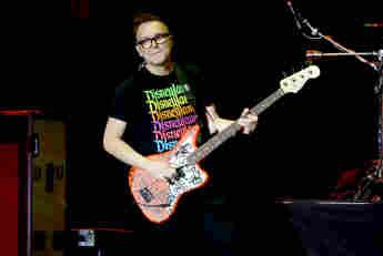 Blink-182-Frontmann Markus Hoppus