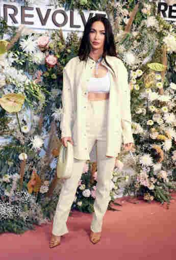 Megan Fox Instagram Unterwäsche-Look