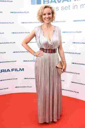 Melanie Wiegmann beim Bavaria Film Fest Empfang 2018 im Rahmen des 36. Filmfests München am 3. Juli 2018