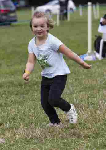 """Mia Grace Tindall beim """"Whatley Manor International Horse Trial"""" 2017"""