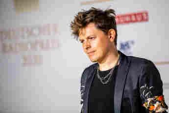Michael Patrick Kelly beim Deutschen Radiopreis 2020