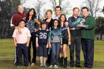 """""""Modern Family""""-Cast"""