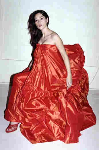 Monica Bellucci im Jahr 1993