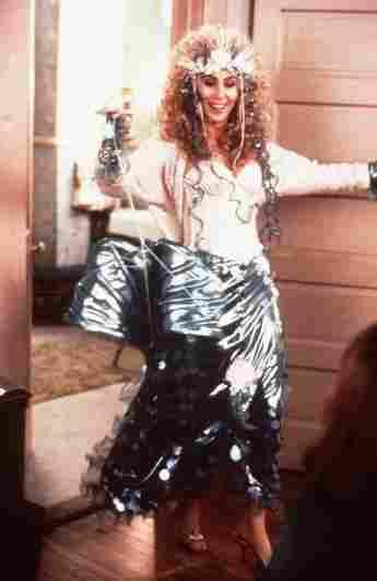 "Cher in ""Meerjungfrauen küssen besser"""