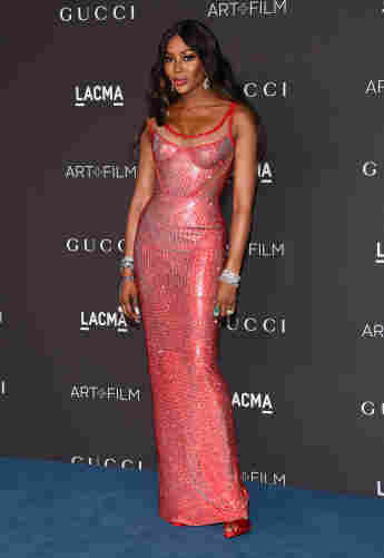 """Model Naomi Campbell bei der """"LACMA Art and Film Gala"""" in Los Angeles 2019"""
