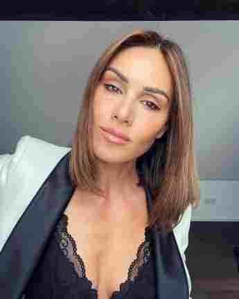 Nazan Eckes in sexy Dessous auf Instagram